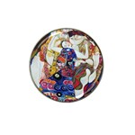 the_virgin__gustav_klimt_copy. Hat Clip Ball Marker (4 pack)
