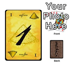 Medici Ttr By Jason Spears   Playing Cards 54 Designs   D9t41ouc0p4n   Www Artscow Com Front - Heart2