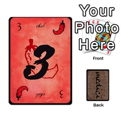 Medici Ttr By Jason Spears   Playing Cards 54 Designs   D9t41ouc0p4n   Www Artscow Com Front - Diamond7