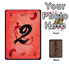Medici Ttr By Jason Spears   Playing Cards 54 Designs   D9t41ouc0p4n   Www Artscow Com Front - Diamond8
