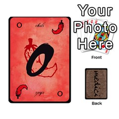 Medici Ttr By Jason Spears   Playing Cards 54 Designs   D9t41ouc0p4n   Www Artscow Com Front - Diamond9