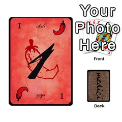 Medici Ttr By Jason Spears   Playing Cards 54 Designs   D9t41ouc0p4n   Www Artscow Com Front - Diamond10