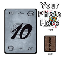 Jack Medici Ttr By Jason Spears   Playing Cards 54 Designs   D9t41ouc0p4n   Www Artscow Com Front - DiamondJ