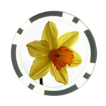 daffodil Poker Chip Card Guard