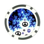 peacelc Poker Chip Card Guard