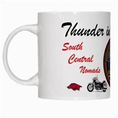 South central nomads mug2 White Mug by katyscorner