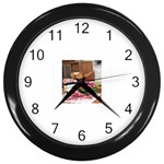 39 Wall Clock (Black)