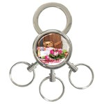 39 3-Ring Key Chain