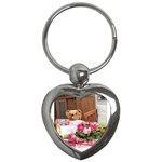 39 Key Chain (Heart)