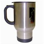 43 Travel Mug (Silver Gray)