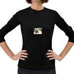 43 Women s Long Sleeve Dark T-Shirt