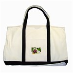 43 Two Tone Tote Bag