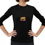 77 Women s Long Sleeve Dark T-Shirt