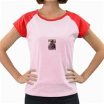 66 Women s Cap Sleeve T-Shirt