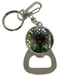 444 Bottle Opener Key Chain
