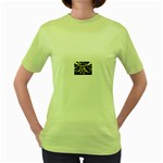 999 Women s Green T-Shirt
