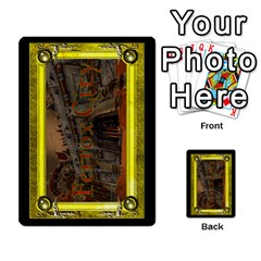 Caves Expansion By Mike Daneman   Multi Purpose Cards (rectangle)   8y4kahqvsdmg   Www Artscow Com Back 16