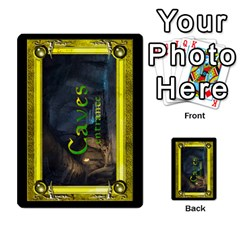 Caves Expansion By Mike Daneman   Multi Purpose Cards (rectangle)   8y4kahqvsdmg   Www Artscow Com Back 22