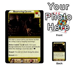 Caves Expansion By Mike Daneman   Multi Purpose Cards (rectangle)   8y4kahqvsdmg   Www Artscow Com Front 26