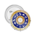 zodiac clock face 340 2.25  Button