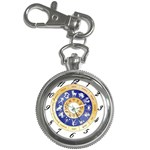 zodiac clock face 340 Key Chain Watch