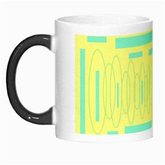 yellow mug Morph Mug by mugart