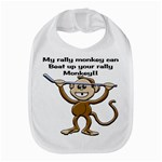 Rally Monkey Bib