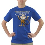 Rally Monkey Dark T-Shirt