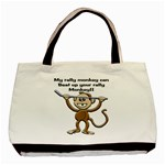 Rally Monkey Classic Tote Bag