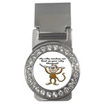 Rally Monkey Money Clip (CZ)