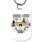 Jersey Devils Dog Tag (Two Sides)