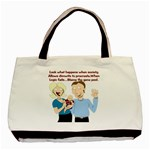 Lil Avs Fan Classic Tote Bag (Two Sides)
