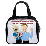 Lil Avs Fan Classic Handbag (Two Sides)