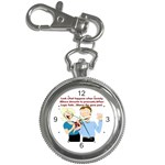 Lil Avs Fan Key Chain Watch