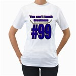 You Can t Teach Greatness Women s T-Shirt