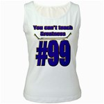 You Can t Teach Greatness Women s Tank Top