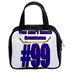 You Can t Teach Greatness Classic Handbag (Two Sides)