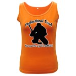 Professional Theif Women s Dark Tank Top