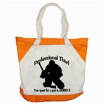 Professional Theif Accent Tote Bag