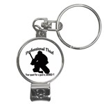 Professional Theif Nail Clippers Key Chain