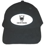 Crease Demon Black Cap