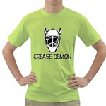 Crease Demon Green T-Shirt