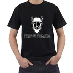 Crease Demon Black T-Shirt
