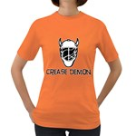 Crease Demon Women s Dark T-Shirt