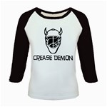 Crease Demon Kids Baseball Jersey