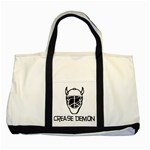 Crease Demon Two Tone Tote Bag
