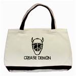 Crease Demon Classic Tote Bag (Two Sides)