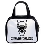 Crease Demon Classic Handbag (Two Sides)