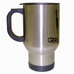 Crease Demon Travel Mug (Silver Gray)