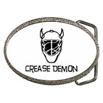 Crease Demon Belt Buckle